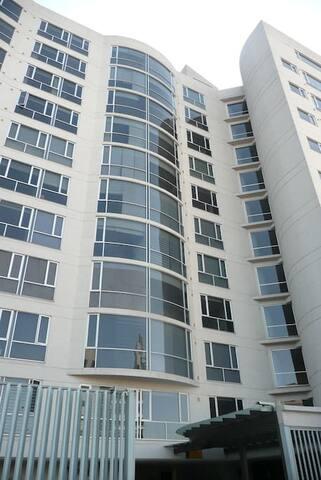 Departamento con vista Panoramica - Quito - Apartamento