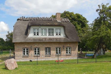 Landhausvilla WOLSROI an der Ostsee - Steinbergkirche