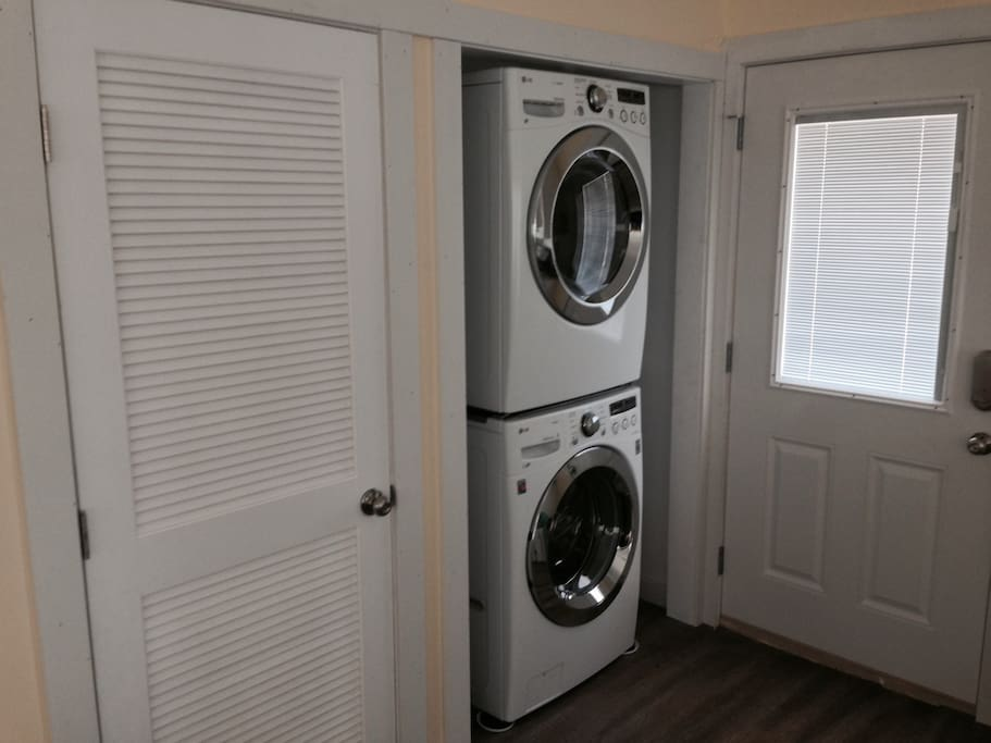 Brand new LG Washer/Dryer