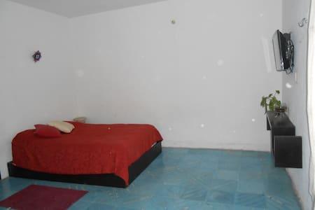 Cómoda y tranquila habitación - Mérida