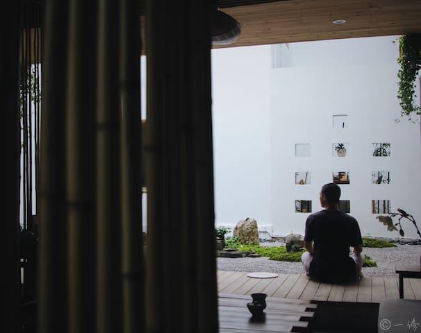 Sfinn拾方传舍精品客栈 - Hezhou - House