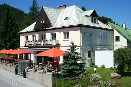100 qm Wohnung mit Bergpanorama - SEMMERING - Daire