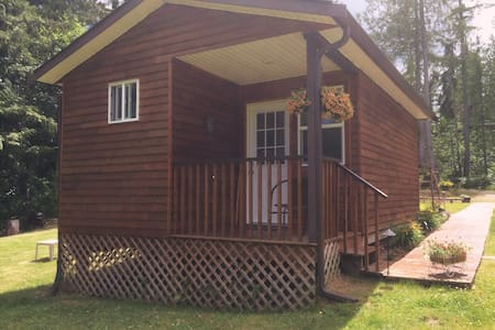Peaceful Cottage country Cottages!  - Qualicum Beach - Cabaña