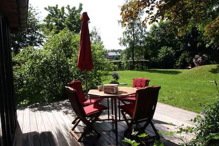 Gemütliche Ferienwohnung mit Garten - Monschau