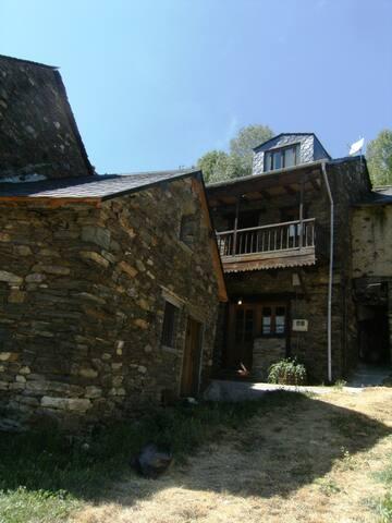 Casa rural La Senda del Morredero - Bouzas - Haus