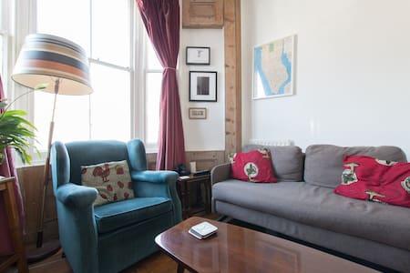 Bright flat in trendy Hackney - Londres - Apartamento