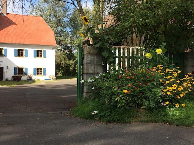 Wohnung in der Mühle - Arzberg - Apartment