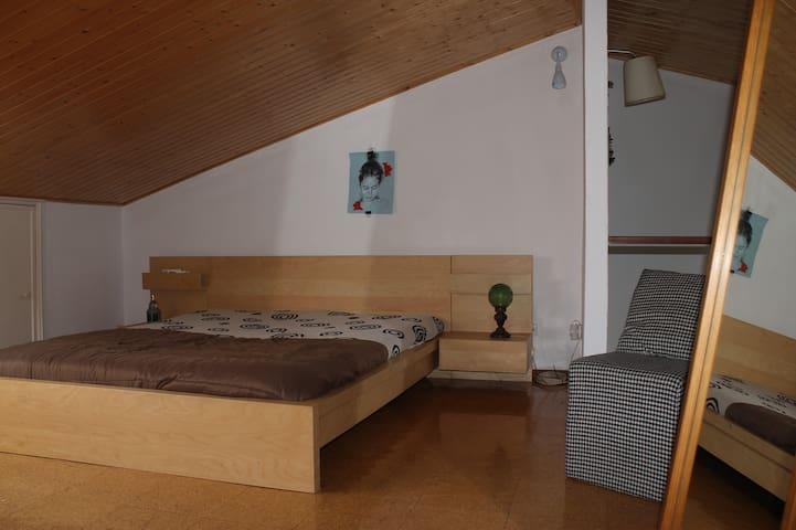 Quarto Matosinhos / Room in Matosinhos - Matosinhos - House