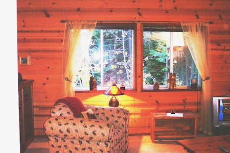 Cozy Cabin 1/2 acre Hot Tub,Pets OK - South Lake Tahoe - Cottage