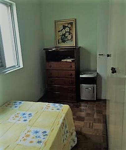Casa da Jane - Quarto 2 - ExpoNorte/Anhembi/Feiras