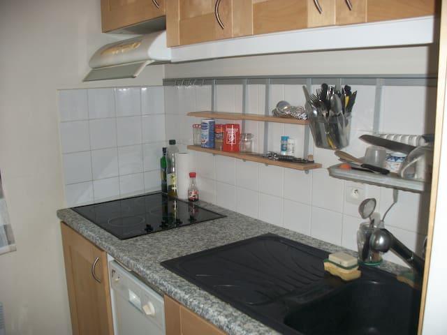 The kitchen 1/2