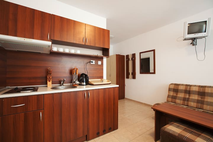Rose Residence apartments - Sunny beach - Apartemen