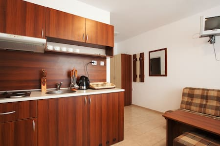 Rose Residence apartments - Sunny beach