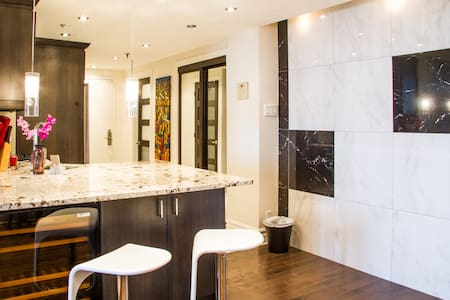 965- Beautiful Luxurious Condo Downtown Montreal