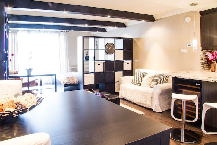 965-Luxurious cozy your Montreal home