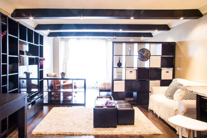 Luxurious cozy your Montreal home - Montréal - Loft