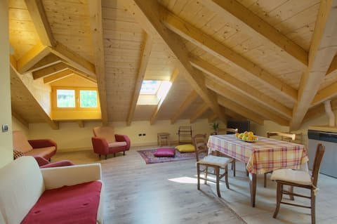Charming apartment Trentino Italy