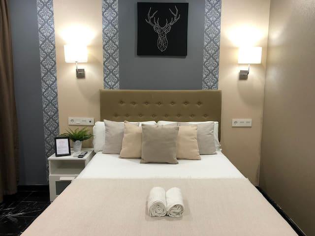 Habitación Doble | Hotel Boutique Princesa