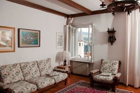 Spacious apartment in South Tyrol