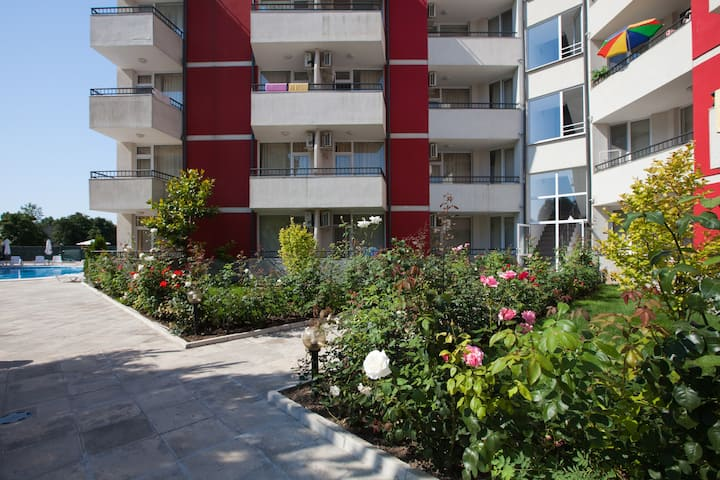 Rose Residence apartments