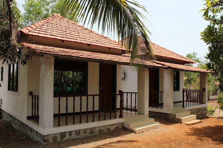 Neel garden resort (gulmohar villa)