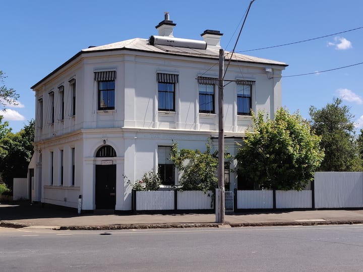The Commercial Bank - Macedon Ranges