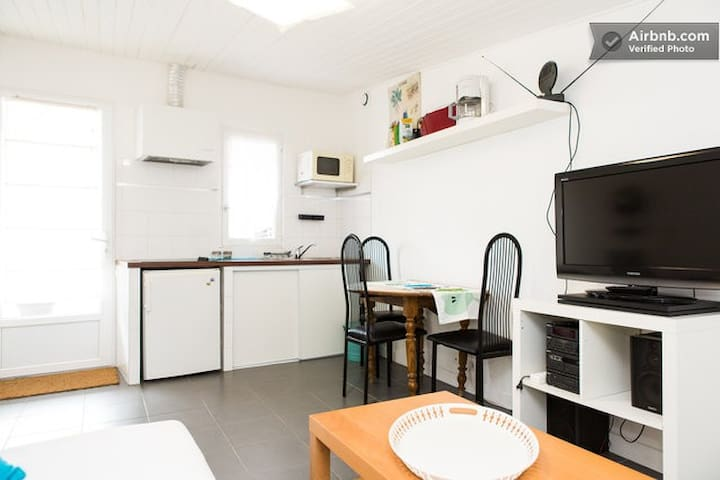 apartment in my garden with kitchen - Eysines - Talo