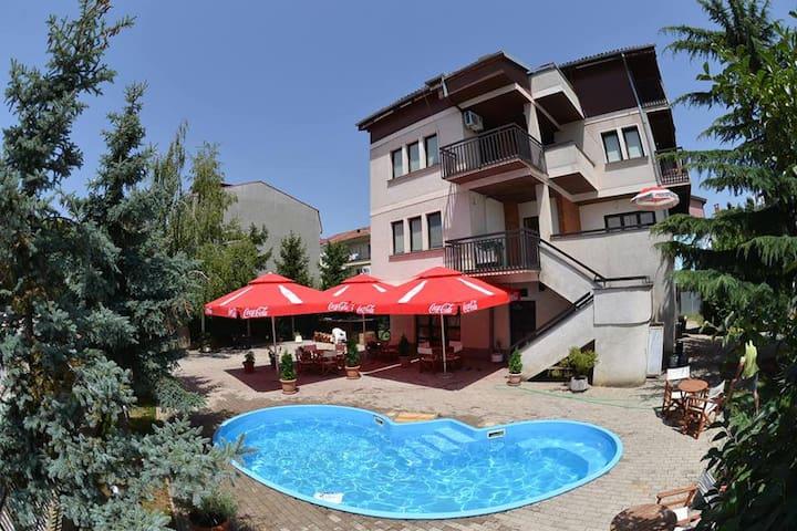 APARTMANI  RISTAK -OHRID (room 302) - Ohrid - Huis