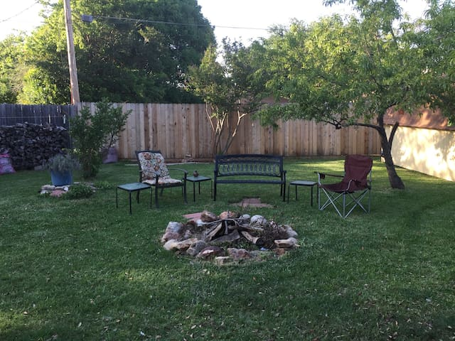 Lovely room in cozy house - North Richland Hills - Ev