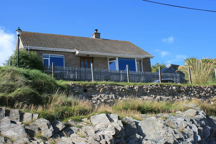 Beach Cottage - Sandend - Ev