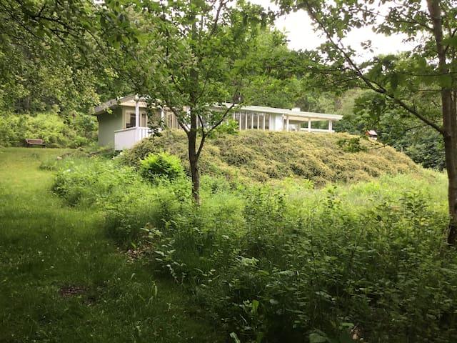Sommerhus i naturskønt område tæt på Silkeborg