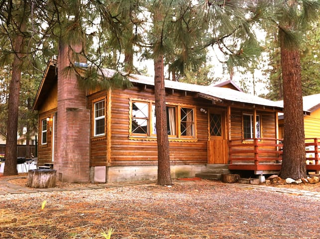 Sleepy Forest S19- Southern Comfort - Family cabin