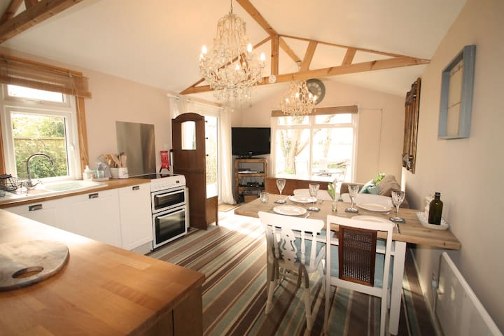 Hodge Cottage Living Room