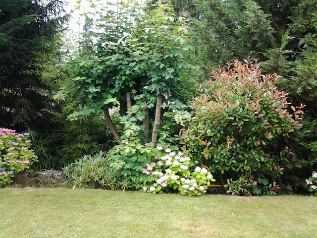 Escapade par les beaux jardins du Kochersberg