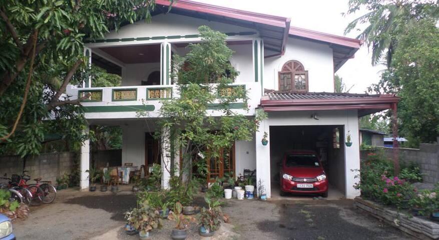 Pradeepa Guest House- Double room - Polonnaruwa - Ev