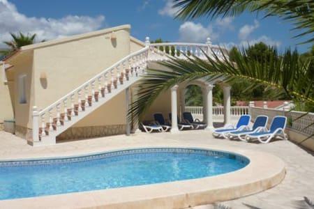 Luxe villa vrijstaand in Alfaz del Pi Costa Blanca