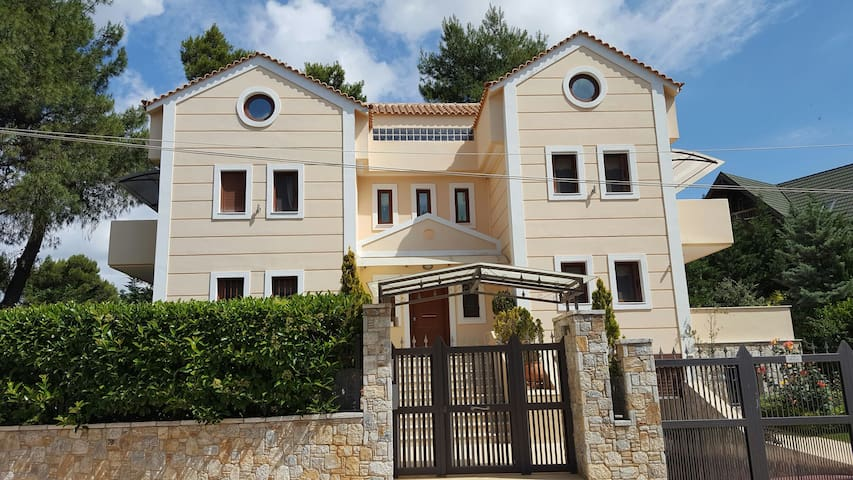 Charming house in Northern Athens - Stamata - Haus