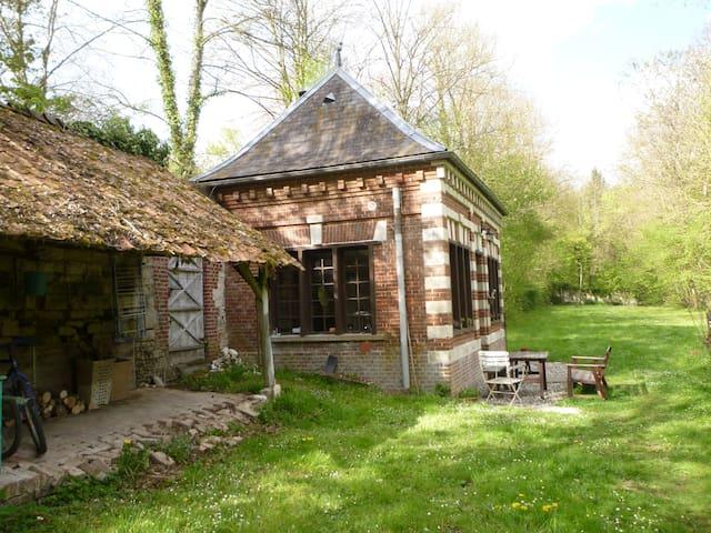 L'Orangerie du Chateau - Courcelles-Sous-Thoix - Casa