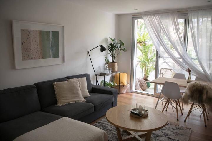 Beautiful coastal apartment