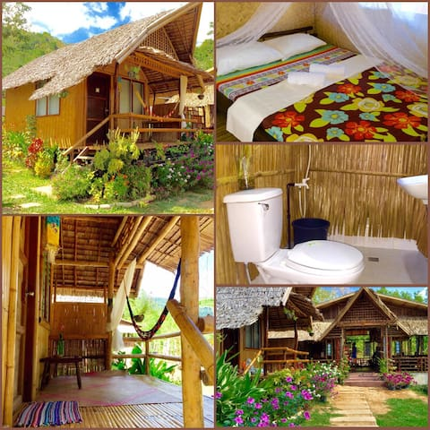 LANGEN COTTAGE By Sommer Eco - El Nido - Bed & Breakfast