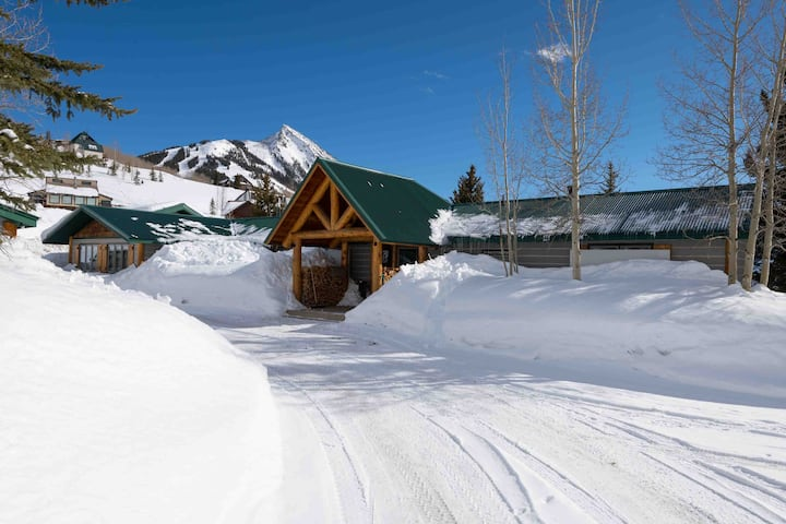 Crested Butte Mountain Family Home!