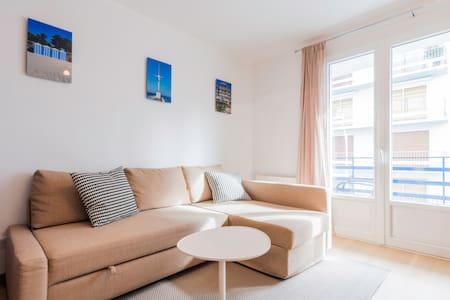 Studio entre Av. De Gaule & Marché - La Baule-Escoublac - Apartment