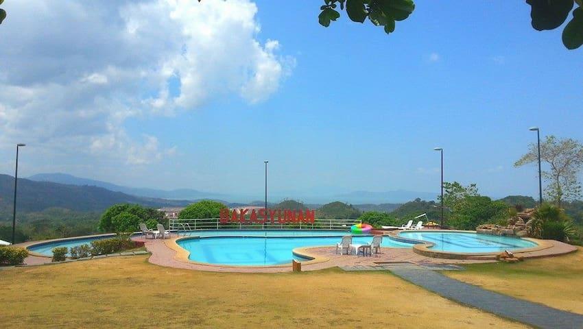 Staycation Tanay, Rizal - Bakasyunan Resort (4pax)