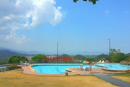 Staycation Tanay, Rizal - Bakasyunan Resort (4pax)