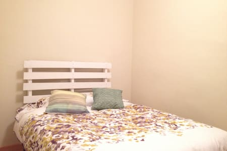 Double room with private bathroom - Barcelona - Apartment