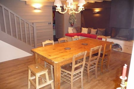 chambre B&B - Huez - Bed & Breakfast