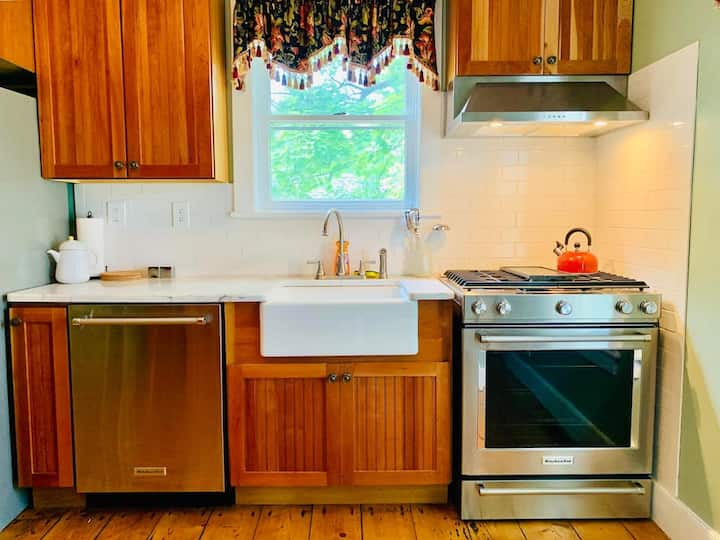 Newly Remodeled Historic Hudson Valley Home