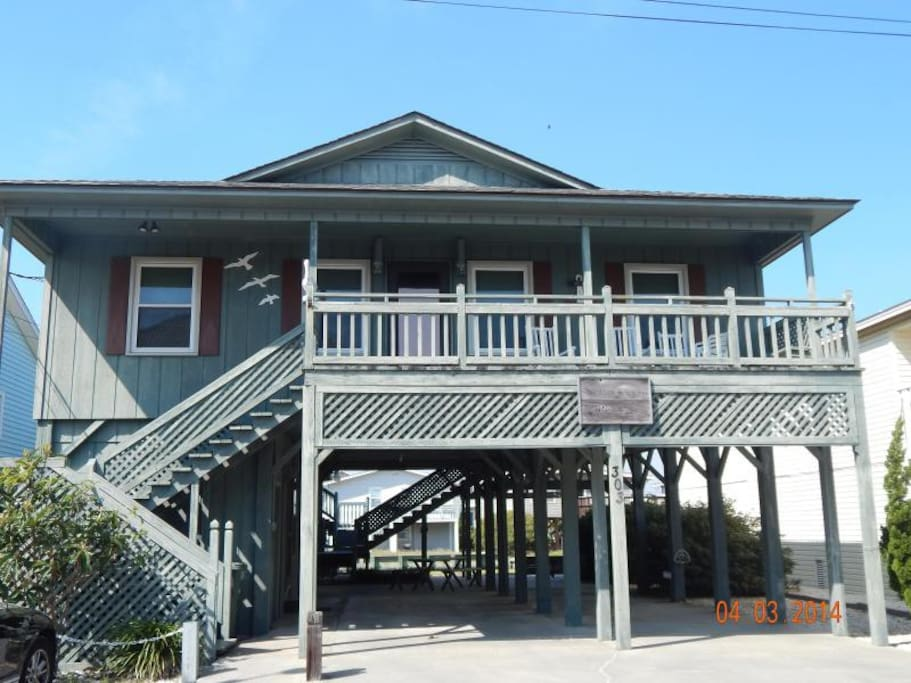 Cherry Grove Bait And Tackle House Houses For Rent In North Myrtle Beach S