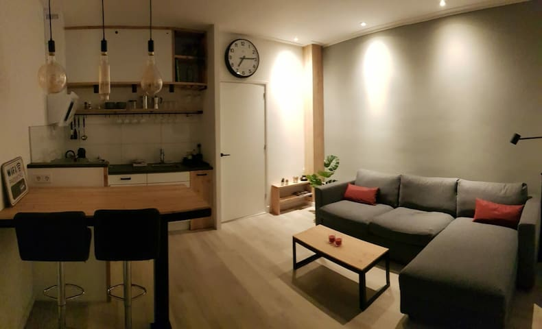 Close to center trainstation Amsterdam and Airport