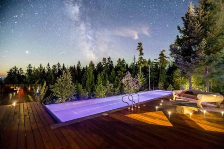 BaliCasa Luxury Private Eco-Chalet Retreat